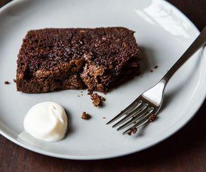 chocolate, cake, and nigella image
