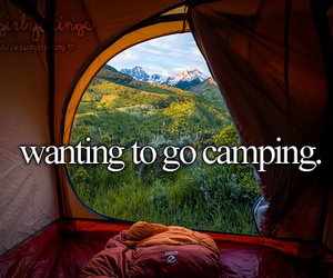 camping, summer, and just girly things image