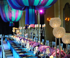 table settings, wedding decoration, and marriage arrangements image