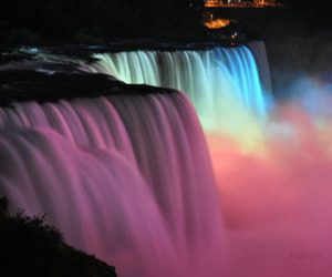 canada, colorful, and long exposure image