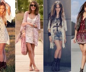 estilo, look, and boho chic image