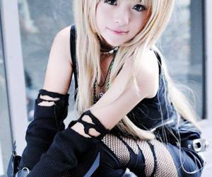 fashion, anime cosplay, and death note cosplay image