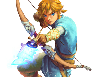 link, fanart, and the legend of zelda image