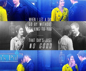 barney, soul mates, and cobie smulders image