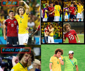 brazil, cry, and football image