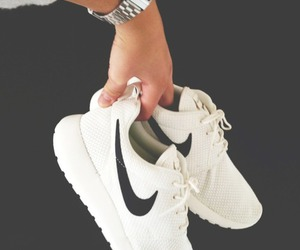 girl, love it, and nike image