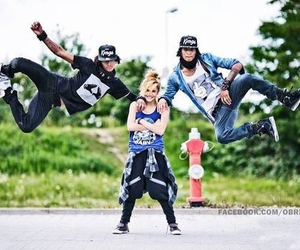chachi, breakdance, and dance image