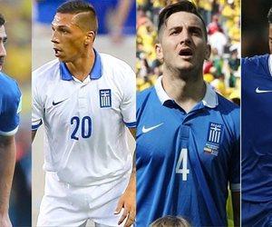 Greece, players, and manolas image