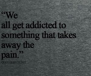addiction and pain image