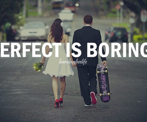 perfect, boring, and couple image