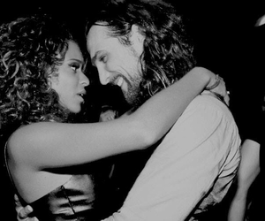 swirl, interracial couples, and interracial love image