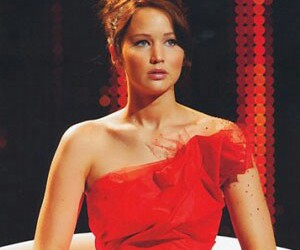 the hunger games, hunger games, and jenifer lawrence image