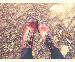 awesome, cool, and doc martens image