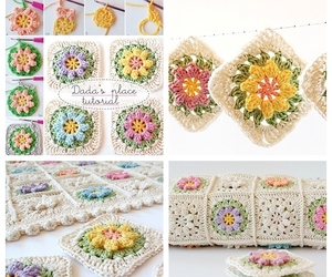 crafts, diy, and crochet image