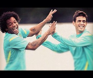 oscar, brazil, and marcelo image
