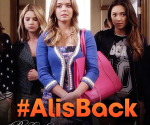 bag, pretty little liars, and pll image