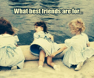 friends, Best, and funny image