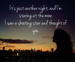 beautiful, night sky, and quotes image