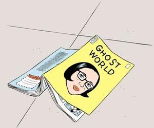 ghost world and cartoon image