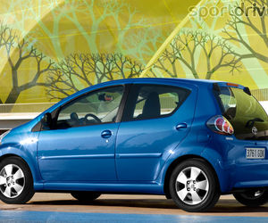 cars, Toyota, and aygo image