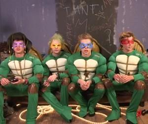 my ninjas turtle image