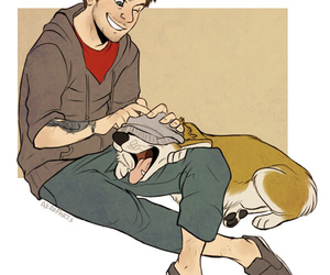 cutest thing ever, boo bear, and louis tomlinson image