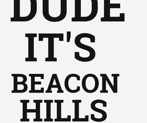 teen wolf and beacon hills image