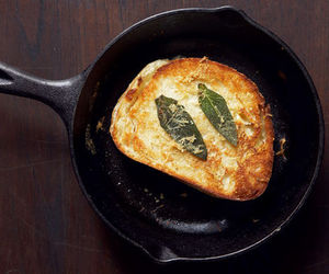 bread, cheese, and delicious image