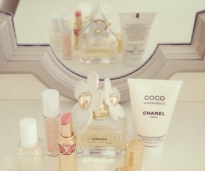 chanel, marc jacobs, and perfume image