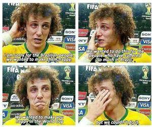 david luiz, brazil, and world cup image