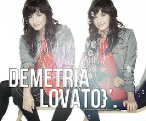 demi lovato, demetria lovato, and love image