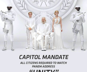 capitol, the hunger games, and peeta image