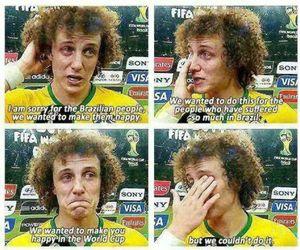 brazil, cry, and david image