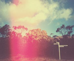 landscape, sky, and pretty image