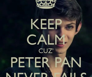 never fails, awesomeness, and peter pan image