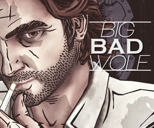 bigby wolf and the wolf among us image