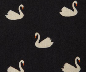 Swan, wallpaper, and background image