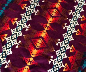 aztec, colorful, and hipster image