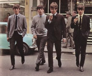 laugh and beatles image