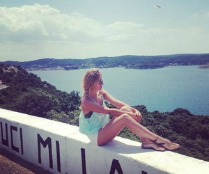 Croatia, view, and cocogirl image