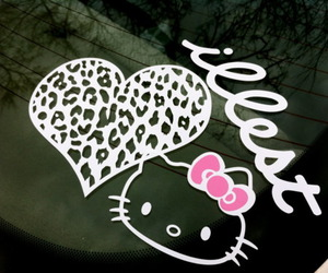 illest and hello kitty image