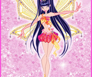 adorable, club, and winx image