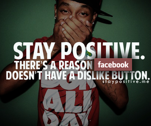 facebook and positive image