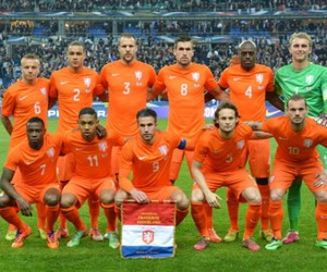 holland and world cup image