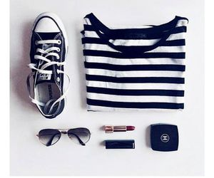 channel, shoes, and fashion image