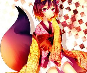 adorable, izuna, and anime image