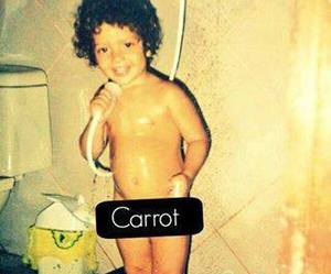 bruno, mars, and carrot image