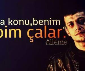 allame, t-rap, and türkçe rap image