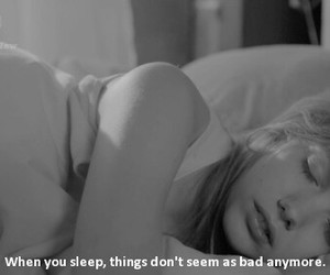 eating disorder, sleep, and grunge image