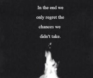 quotes, chance, and life image